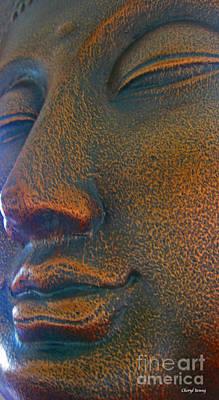 Buddha  Print by Cheryl Young