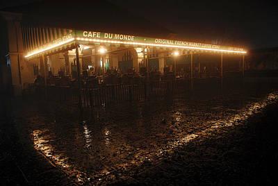 Eye4life Photograph - Cafe Du Mond by Alicia Morales