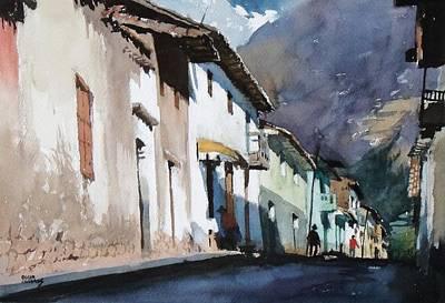 Calca Street Original by Oscar Cuadros