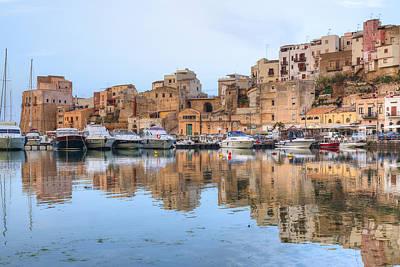 Sicily Photograph - Castellammare Del Golfo - Sicily by Joana Kruse