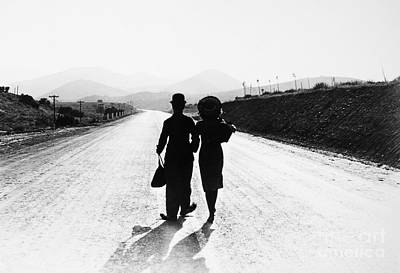 Dirt Roads Photograph - Modern Times 1936 by Granger
