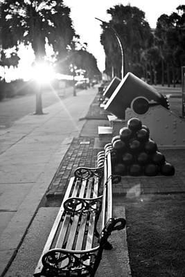 Charleston Battery Sunset Original by Dustin K Ryan