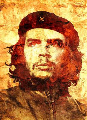 Che Guevara Print by Jose Espinoza