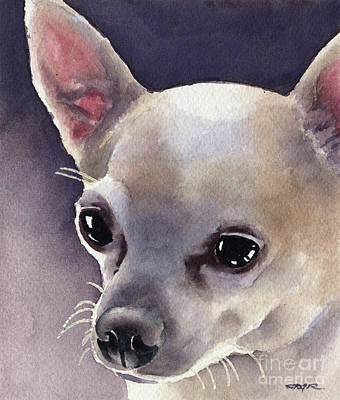 Chihuahua Print by David Rogers