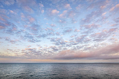 Beauty In Nature Photograph - Cloud Collective by Jon Glaser