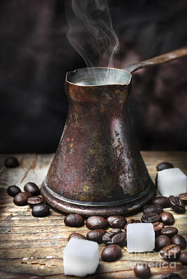 Old Grinders Photograph - Coffee by Jelena Jovanovic