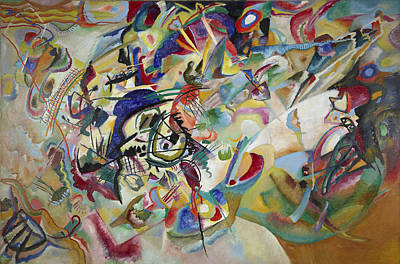 Composition Vii Original by Wassily Kandinsky