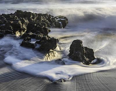 Plexiglas Photograph - Coral Cove Park 4430 by Bob Neiman