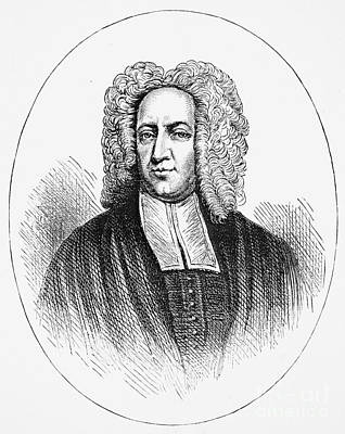 Cotton Mather (1663-1728) Print by Granger