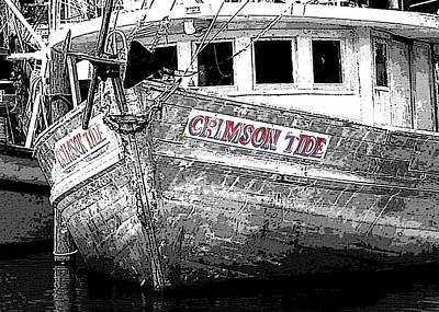 Crimson Tide Original by Michael Thomas