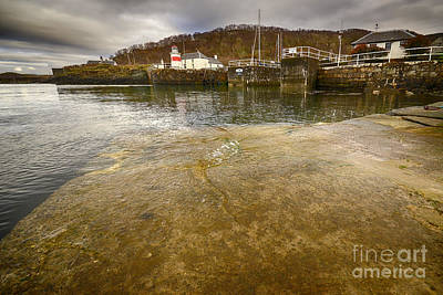 Loch Photograph - Crinan by Stephen Smith