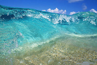 Crystal Clear Print by Vince Cavataio - Printscapes