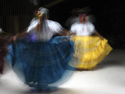 Women Photograph - Dance by Kurt Van Wagner