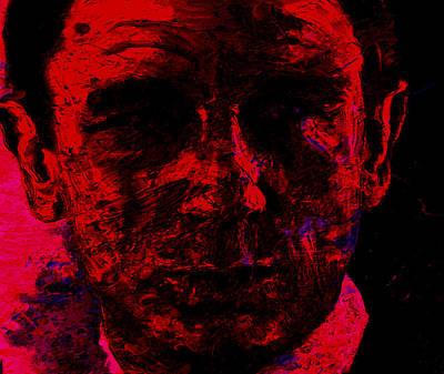 Daniel Craig Print by Brian Reaves