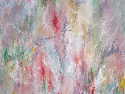 Near Death Experience Painting - Detendue by Elaine Oehmich
