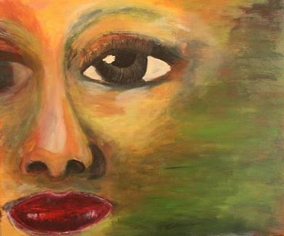 Tantra Painting - Divinora by Bebe Brookman