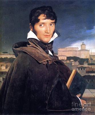 Marius Painting - Dominique Ingres by Jean