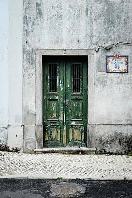 Door No 2 Print by Marco Oliveira