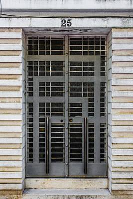 Door No 25 Original by Marco Oliveira