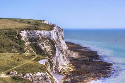 Europa Photograph - Dover - England by Joana Kruse