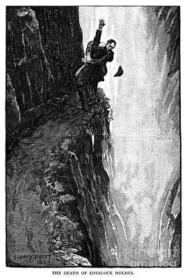 Doyle: Sherlock Holmes Print by Granger