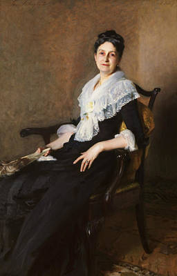Portrait Painter Painting - Elizabeth Allen Marquand by John Singer Sargent