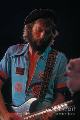 Eric Clapton Photograph - Eric Clapton by Marc Bittan
