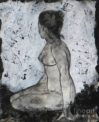 Figure Study 028 Print by Donna Frost