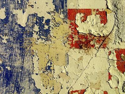 Tarkovsky Photograph - Film Homage Andrei Tarkovsky Andrei Rublev 1966 Wall Coolidge Arizona 2004 by David Lee Guss