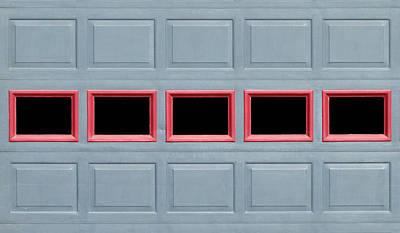 Industry Photograph - Five Windows by Stuart Allen