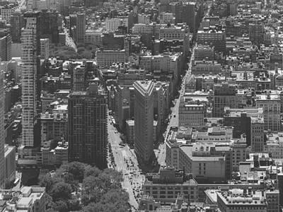 Photograph - Flatiron Building - New York City by Thomas Richter