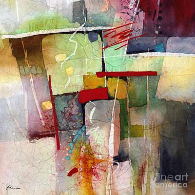 Florid Painting - Florid Dream by Hailey E Herrera