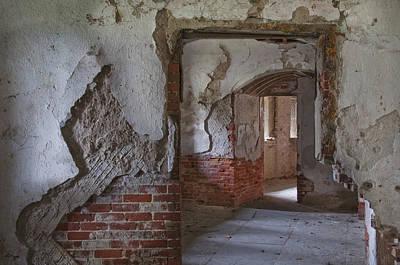 Plexiglas Photograph - Fort Warren 7155 by Bob Neiman