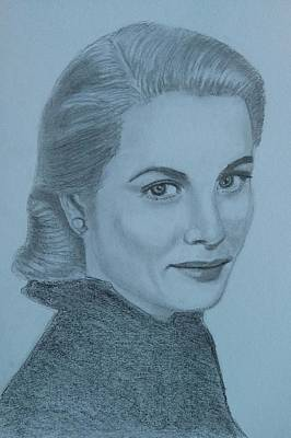 Grace Kelly Original by Paul Blackmore