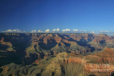Grand Canyon At Sunset Print by Patricia Hofmeester