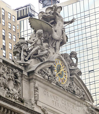 Wetmore Photograph - Grand Central Terminal - Grand Central Station by David Oppenheimer