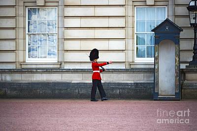 Guard Print by Svetlana Sewell