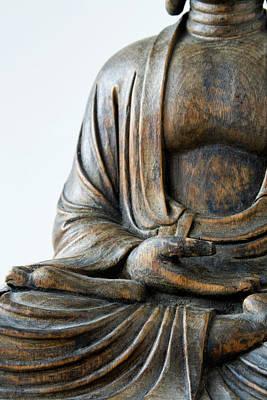 Photograph - Hand Of Buddha by Bernice Williams