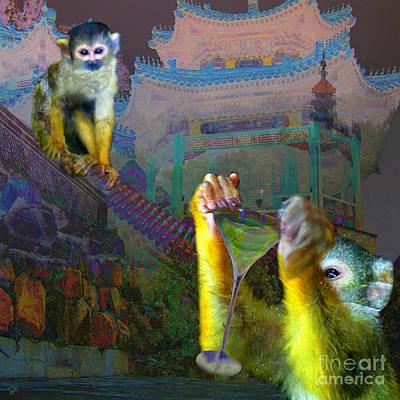 Happy Chinese New Year Print by LemonArt Photography