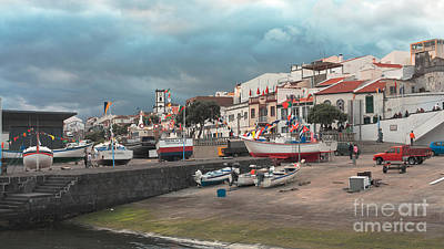 Saint Michael Photograph - Harbour by Gaspar Avila