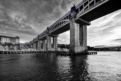 High Level Bridge Print by Stephen Smith