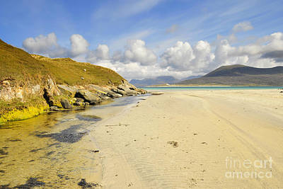 Scotland Photograph - Horgabost Beach by Stephen Smith