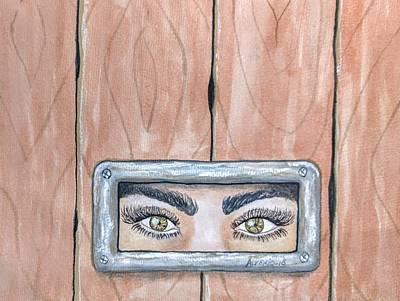I See You Original by Edwin Alverio