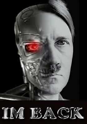 Adolf Digital Art - Im Back by Liggyzighat