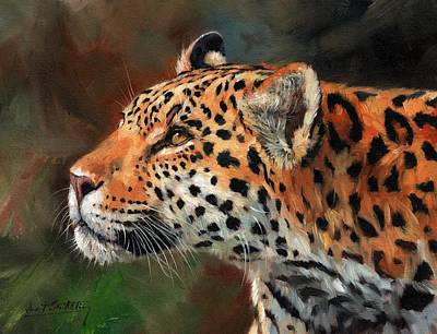 Jaguar Original by David Stribbling