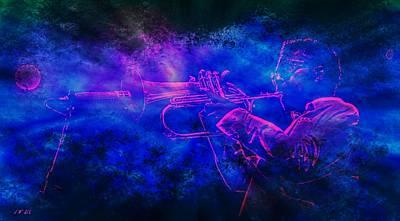 Live Jazz Quartet Photograph - Jazz by Jean Francois Gil