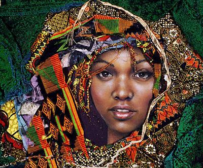 Jewel Print by Gary Williams