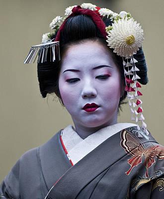 Jidai Matsuri  Festival  Print by Kobby Dagan