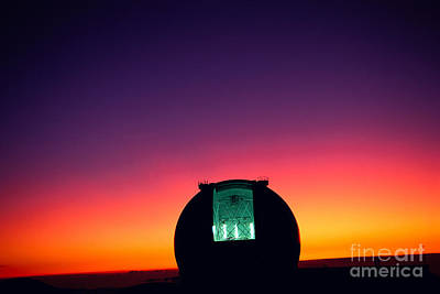 Keck Observatory Print by Peter French - Printscapes