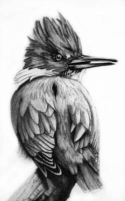 Kingfisher Original by Virginia Simmons
